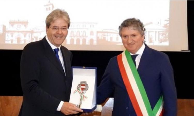 Malore Gentiloni, arriva messaggio da sindaco di Tolentino