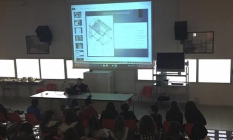 """Macerata, si conclude il lavoro di """"alfabetizzazione sismica"""" per gli studenti del Bramante"""