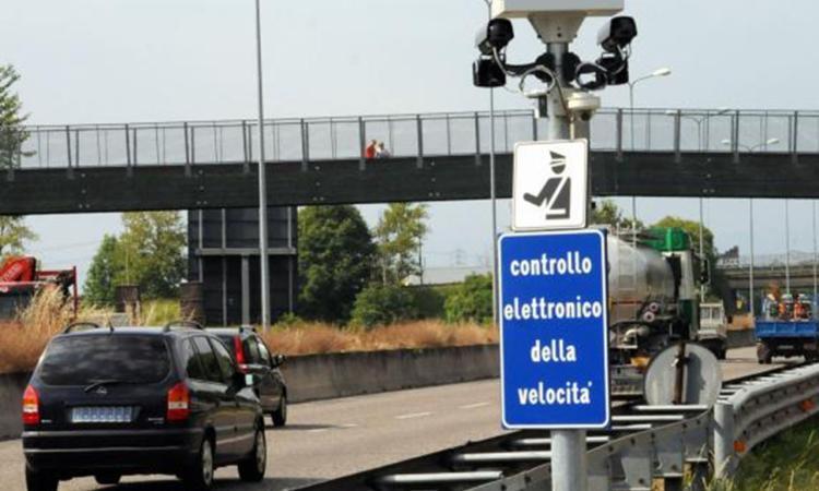 Italia primo paese in EU con più autovelox per chilometro