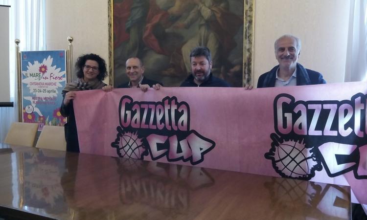 C'è anche Civitanova fra le dodici città italiane che ospiteranno la Gazzetta Cup