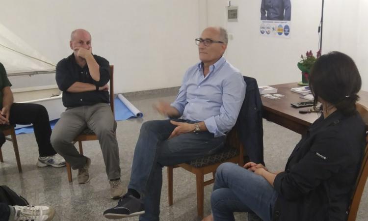 """Civitanova, il candidato sindaco Ghio incontra il circolo Legambiente """"Sibilla Aleramo"""""""