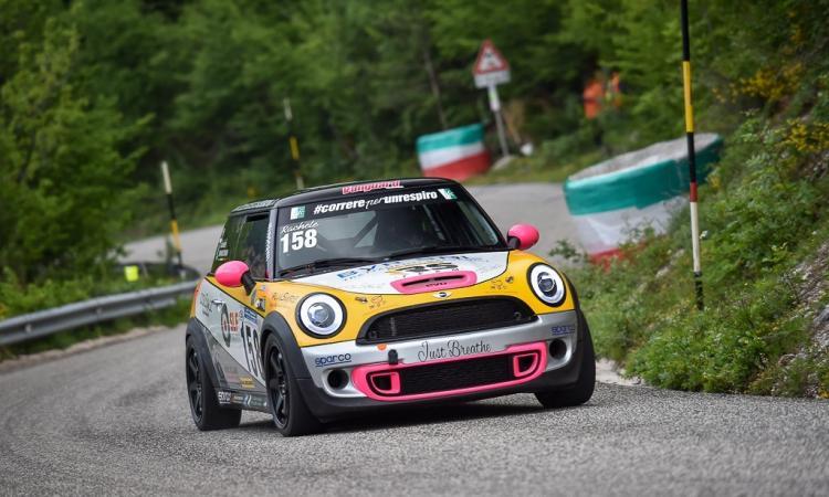 Campionato italiano velocità montagna: a Sarnano quattro podi per Rachele Somaschini