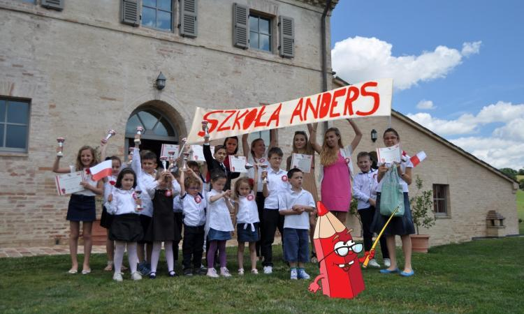 """Scuola Polacca delle Marche """"Anders"""": due anni di successi"""