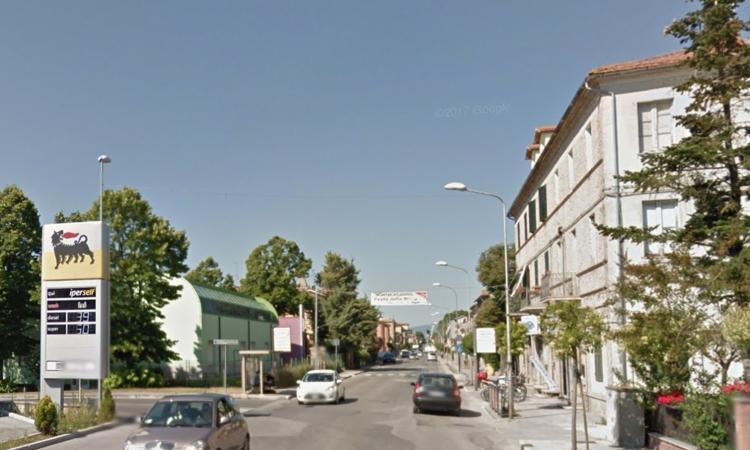 Rifacimento pavimentazione stradale a Sforzacosta: modifiche alla viabilità