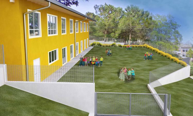 La nuova scuola per l'infanzia di Sarnano: un esempio di costruzione da imitare