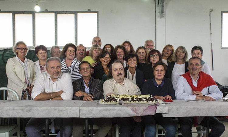 I vecchi alunni delle elementari di Montalbano s'incontrano dopo 52 anni: grande partecipazione