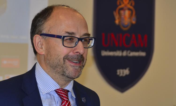 Unicam, importanti riconoscimenti per il Rettore eletto Claudio Pettinari