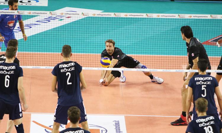 Coppa Italia, è Ravenna l'avversaria Lube nei quarti di finale