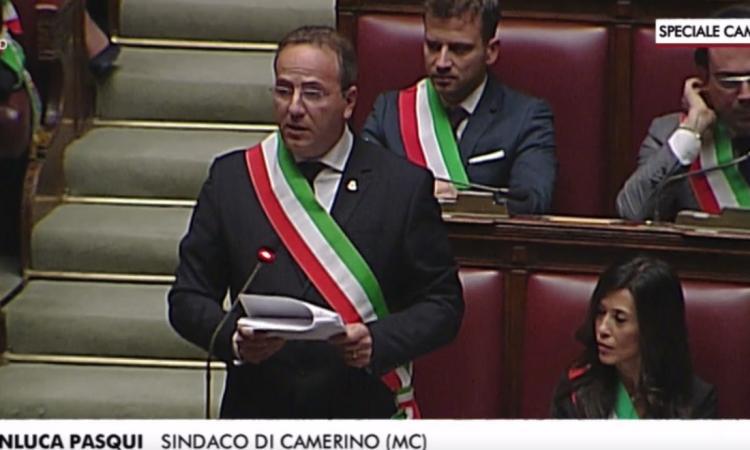 """Pasqui a Montecitorio elenca """"I numeri di una guerra. Vogliamo e pretendiamo che per noi questa sia stata l'ultima volta"""""""
