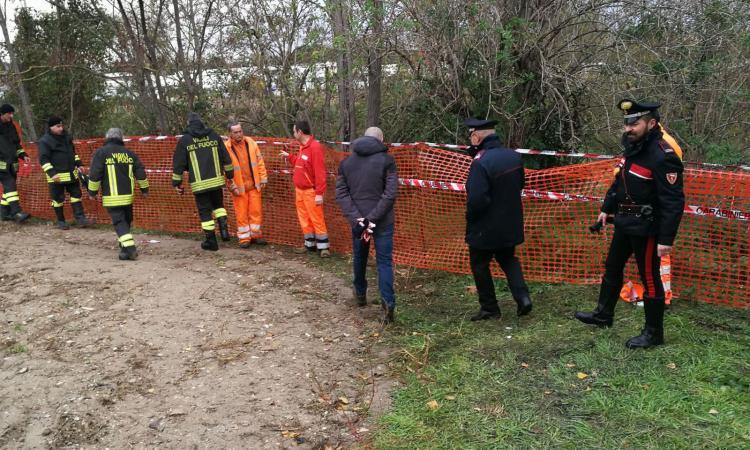Tolentino, il cadavere trovato vicino al fiume è quello di Renata Rapposelli: manca solo la conferma del Dna