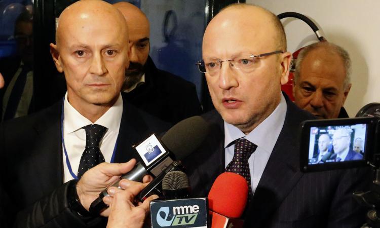 """""""Confindustria vuole essere un ponte"""", le parole di Boccia all'assemblea generale a Camerino - FOTO e VIDEO"""