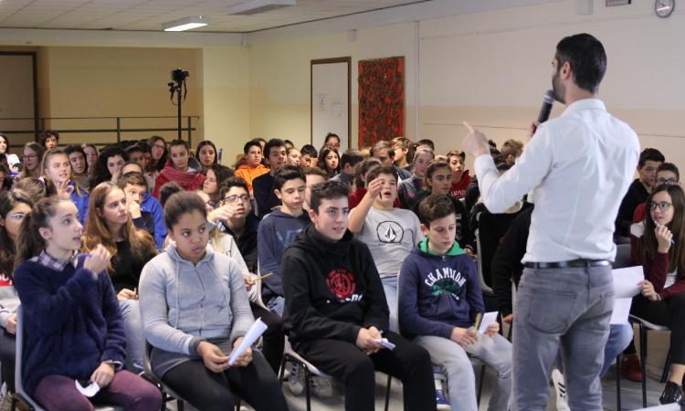Arriva nelle scuole del maceratese il progetto Green Game - Donor Game