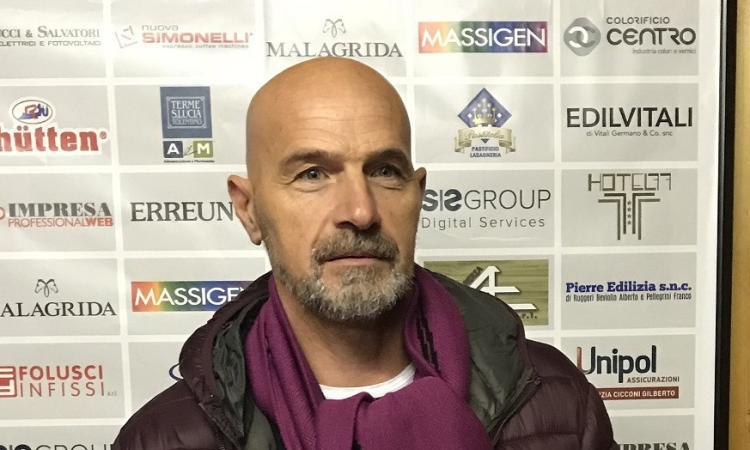"""Tolentino calcio, il nuovo mister è Andrea Mosconi: """"Avevo bisogno di un calcio pulito"""""""