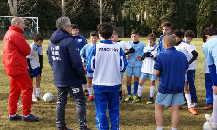 Junior Macerata, la società ottiene doppia qualificazione ai Regionali con Allievi e Giovanissimi