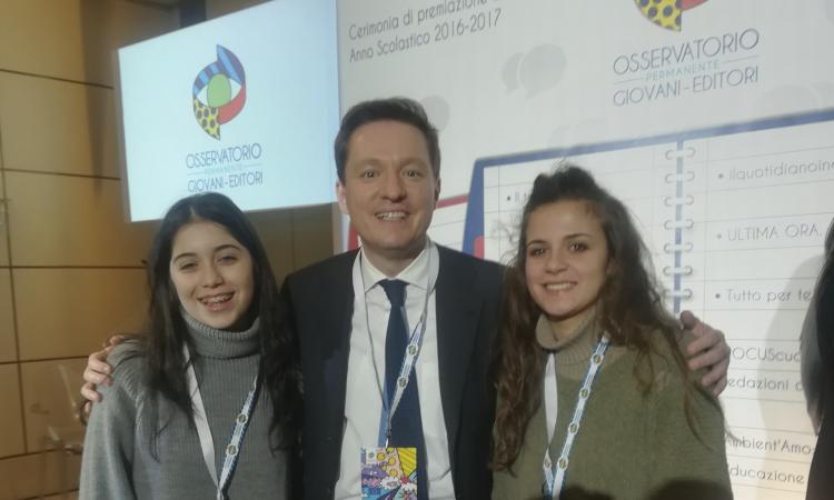 Civitanova, un premio promosso da La Gazzetta dello Sport per il Liceo Stella Maris