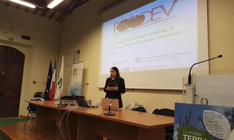 Unimc e Istituto Tecnico Agrario, unacollaborazione con ribalta internazionale