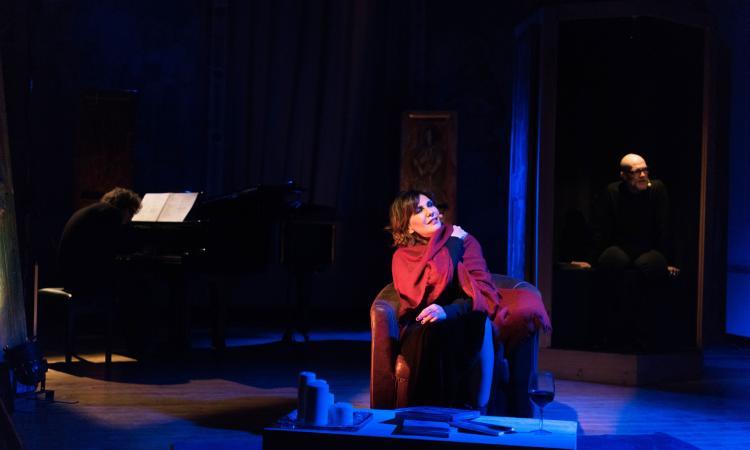 """Tolentino, in scena al Politeama  """"Guardiana"""" con Gianmarco Tognazzi e Remo Anzovino"""