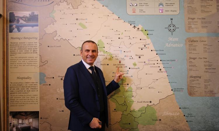"""Terremoto: proprietari di ville e dimore storiche fanno rete per rinascere con """"Villas in Italy"""" e puntano al turismo straniero"""