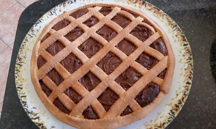 Le ricette di Marika: La classica Crostata al cioccolato