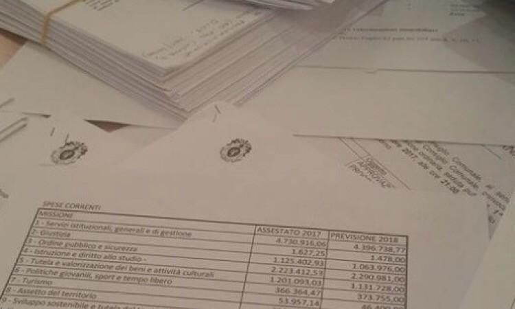 Recanati, approvato in consiglio il bilancio di previsione 2018/2020