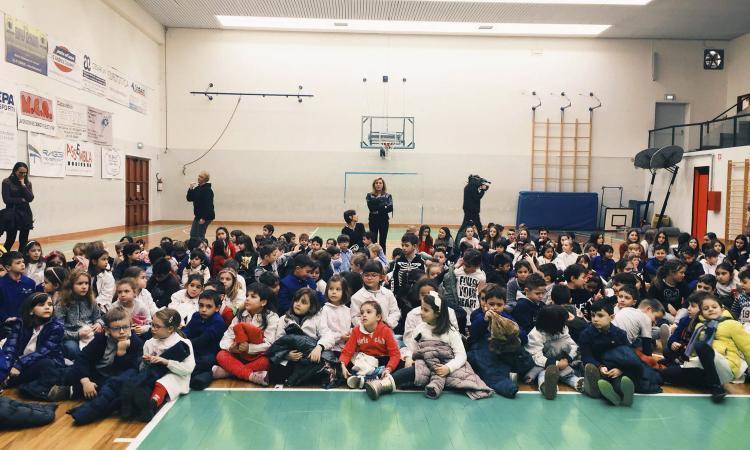 Premiate le letterine per Babbo Natale di vari istituti scolastici di Recanati