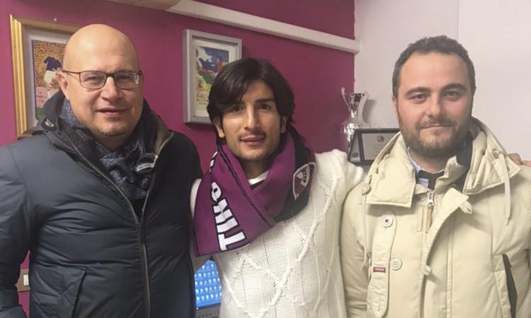 Calcio mercato, Tolentino si aggiudica il difensore Campanella