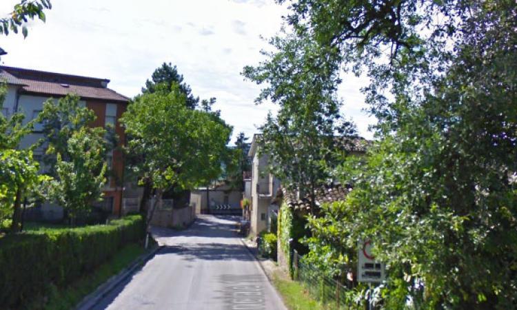 Approvato il progetto dell'allargamento della curva sulla Sarnano - Gualdo