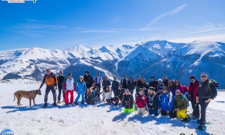 """2017- Le foto di un anno da favola per le escursioni del """"Camoscio dei Sibillini"""" - FOTO"""