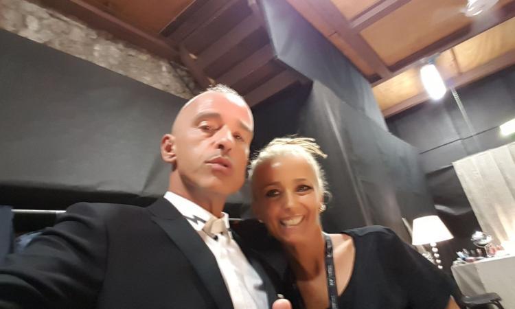 Rossana Rapaccini, una truccatrice in ascesa: da Treia al Modigliani Forum