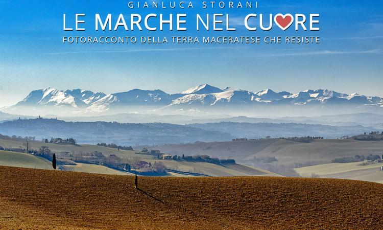"""""""Le Marche nel Cuore"""", il nuovo libro di Gianluca Storani sul territorio marchigiano a seguito del sisma"""