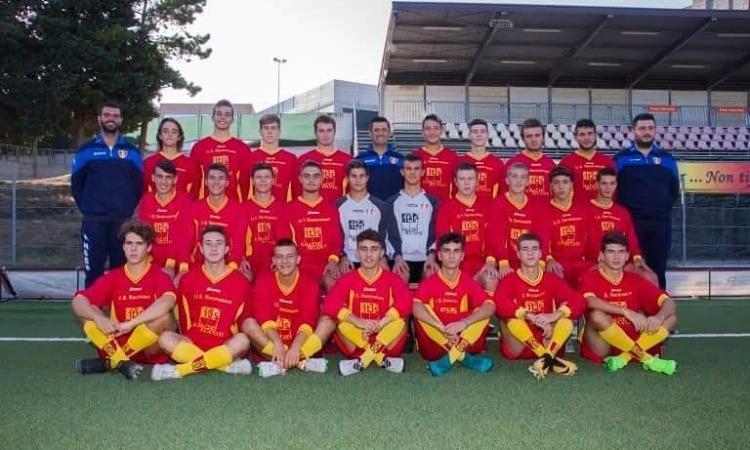 U.S. Recanatese, Juniores travolgente a Pesaro