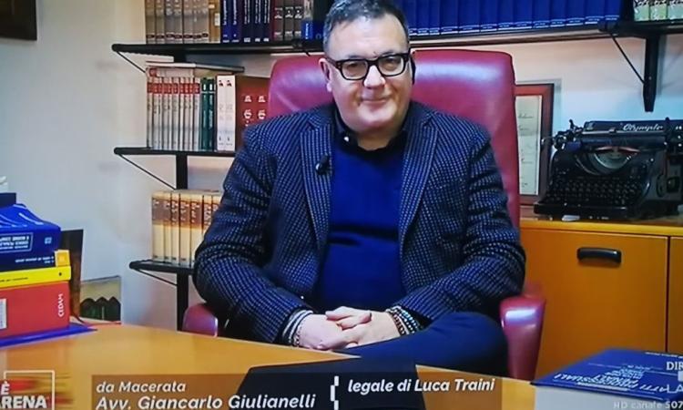 """L'avvocato Giulianelli a La7: """"Traini mai pentito"""". E in un servizio da Macerata interviste choc: """"Doveva prenderci meglio!"""" - VIDEO"""
