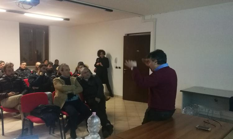 """Corradini si presenta a Camporotondo: """"Serve un testo unico per la gestione delle emergenze"""""""