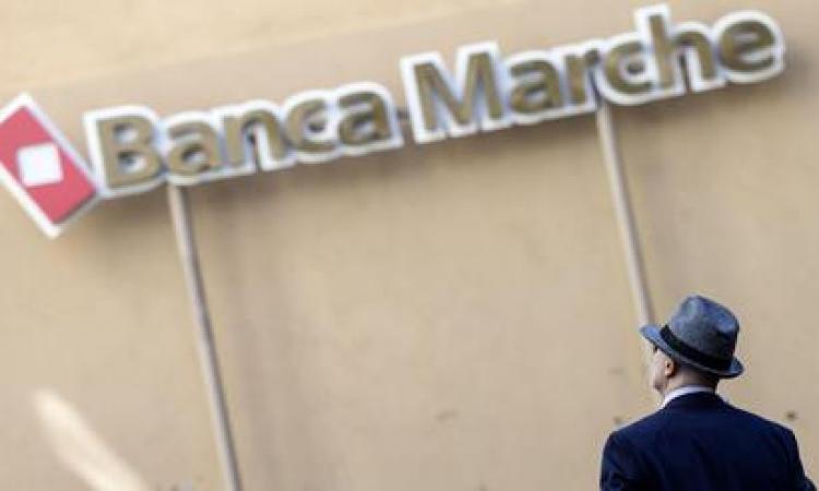 Crac Banca Marche, chiesto il processo per sedici persone