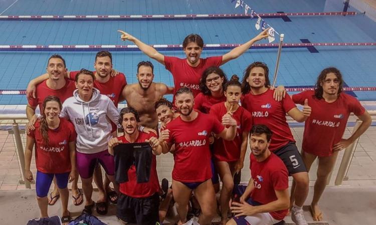 Il Grillo di Civitanova al top ai Campionati Regionali di Fabriano