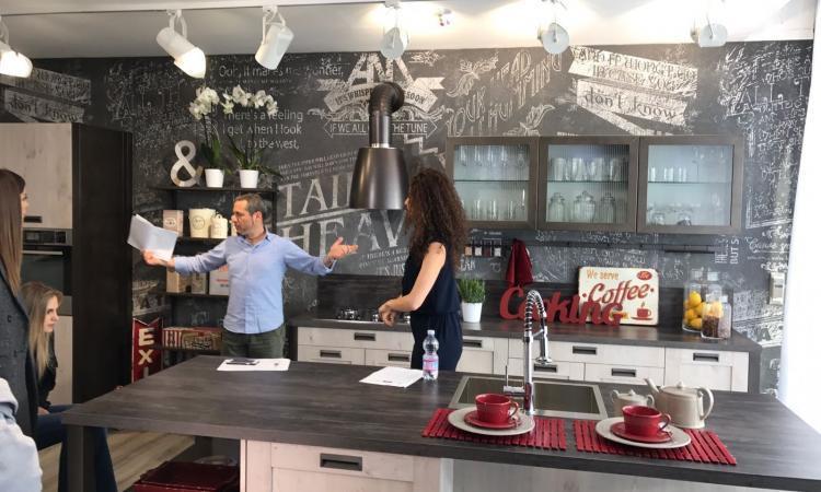Il Gruppo Lube a Expocasa: presentate le novità di Cucine Lube e ...