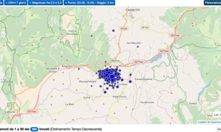 """Scosse dell'8 e 9 marzo, il sismologo Amato (Ingv): """"Sono aftershocks. La sequenza iniziata il 24 agosto 2016 è ancora in corso"""""""