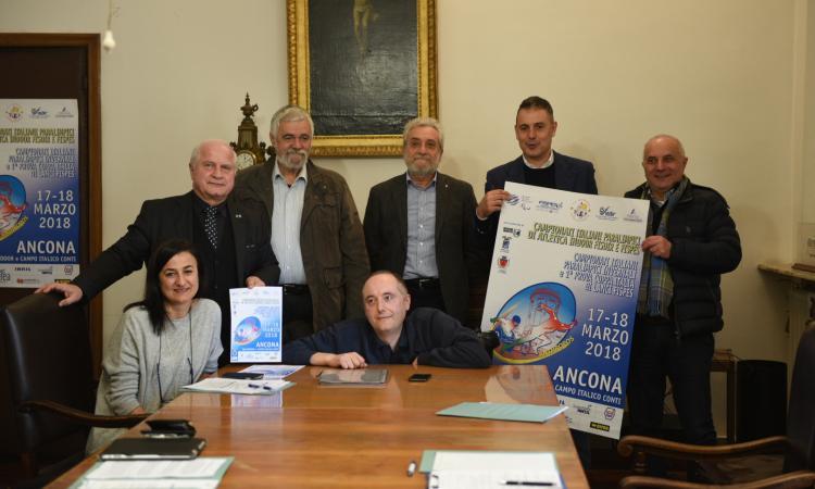 """Campionati Italiani Paralimpici """"fanno 13"""", torna l'appuntamento promosso da Anthropos di Civitanova"""