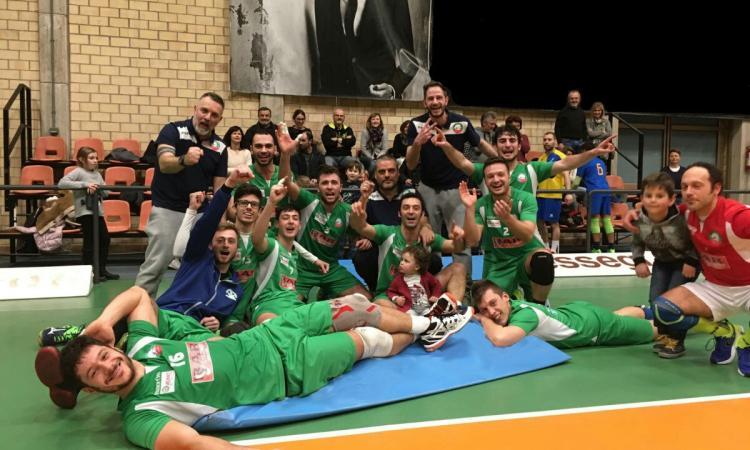 Volley Serie D, ancora una vittoria per Montalbano