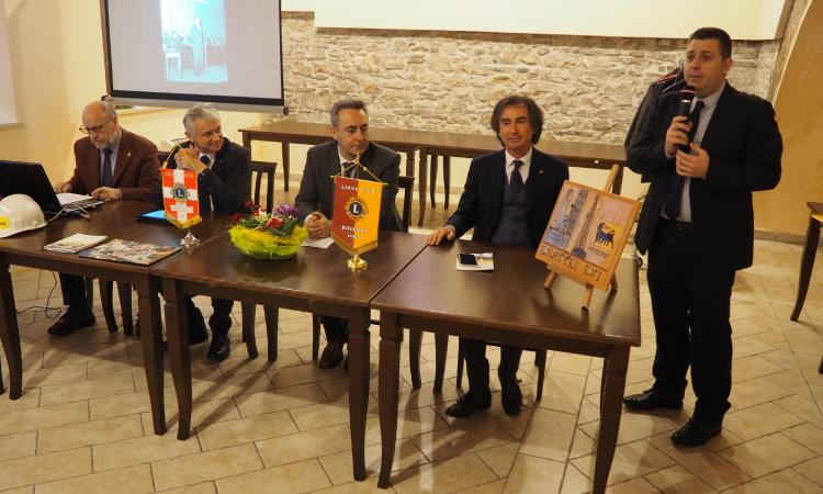 """Lions Club di Matelica organizza un convegno dal titolo: """"Enrico Mattei, il ragazzo marchigiano"""""""
