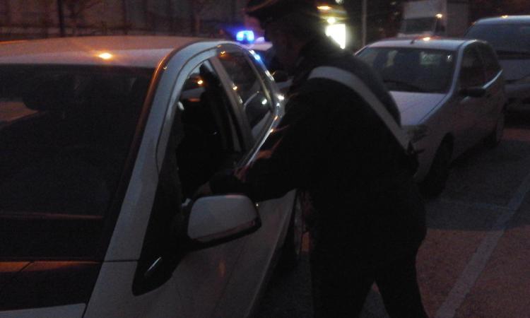 Corridonia, ruba una borsa dall'auto: denunciato 39enne