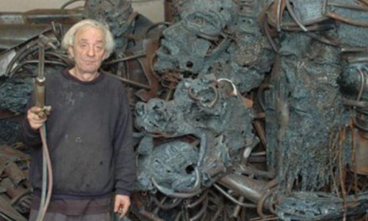 Camerino: morto lo scultore Giuseppe Gentili