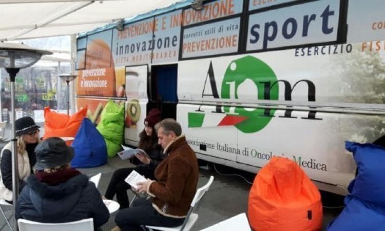 Marche, AIOM: dal 18 al 20 aprile Macerata diventa una delle capitali della lotta ai tumori