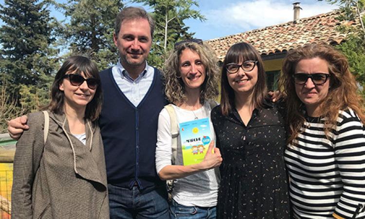 Le Marche secondo tre family blogger, a Mogliano la presentazione della guida