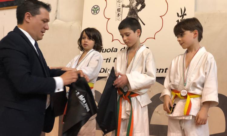 """Judo, grande partecipazione per il primo Trofeo """"Città di Civitanova Marche"""" e per il primo Memorial Prenna Rodolfo"""