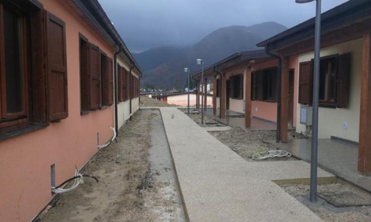 Post terremoto, primo sciopero degli operai di un cantiere Sae