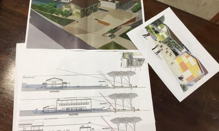 San Ginesio, ok alla variante per costruire il nuovo polo scolastico