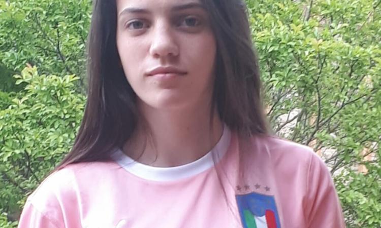 Settempeda calcio, Serena Ventura convocata nella selezione Marche Under 15 per il Torneo delle Regioni a San Marino