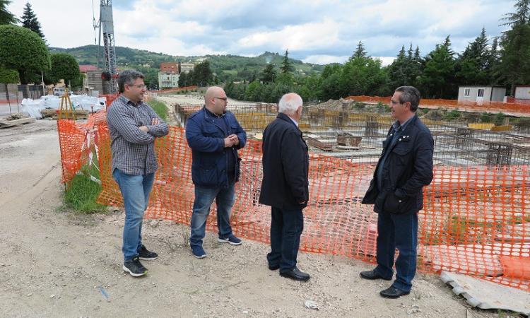 Provincia: procedono secondo programma i lavori di edilizia scolastica a San Severino e Cingoli