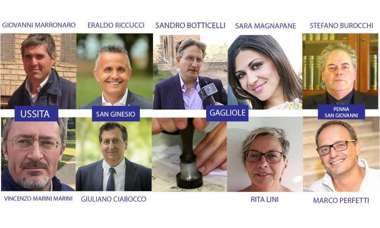 Elezioni Comunali 2018: oggi si vota a Penna San Giovanni, San Ginesio e Ussita